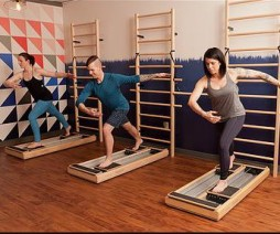 East Side Pilates: http://www.eastsidepilates.com/