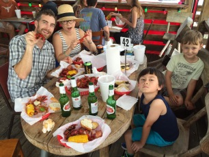 Ridgetop Crawfish Boil - 2015