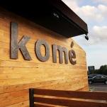 Kome Sushi: http://www.kome-austin.com/